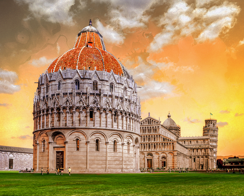 David Aloisio - Pisa, Italy