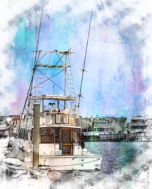John Toutkaldjian - Blue Water Marina