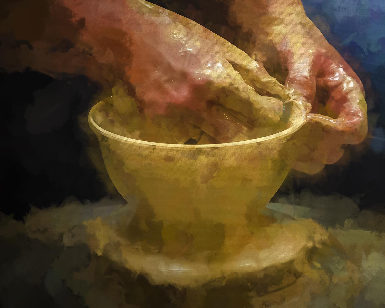 John Toutkaldjian - Potter's Touch