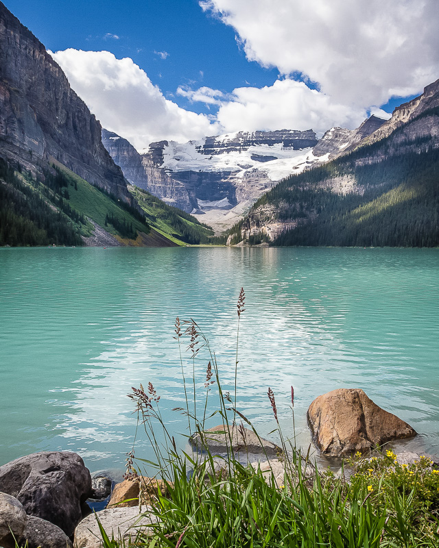 Sue Hare - Lake Louise - Alberta, Canada